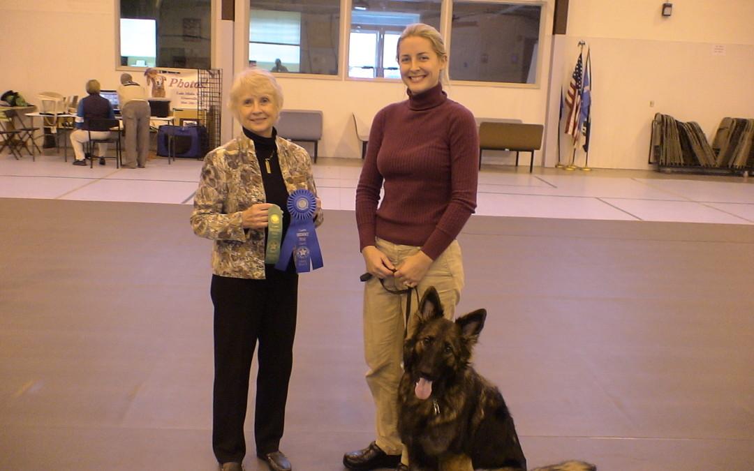 June 30, 2012-Dog Owner's Training Club-VA